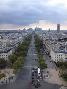 La Défense - Arc de Triomphe