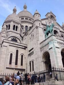 Le Sacré Coeur - Montparnasse