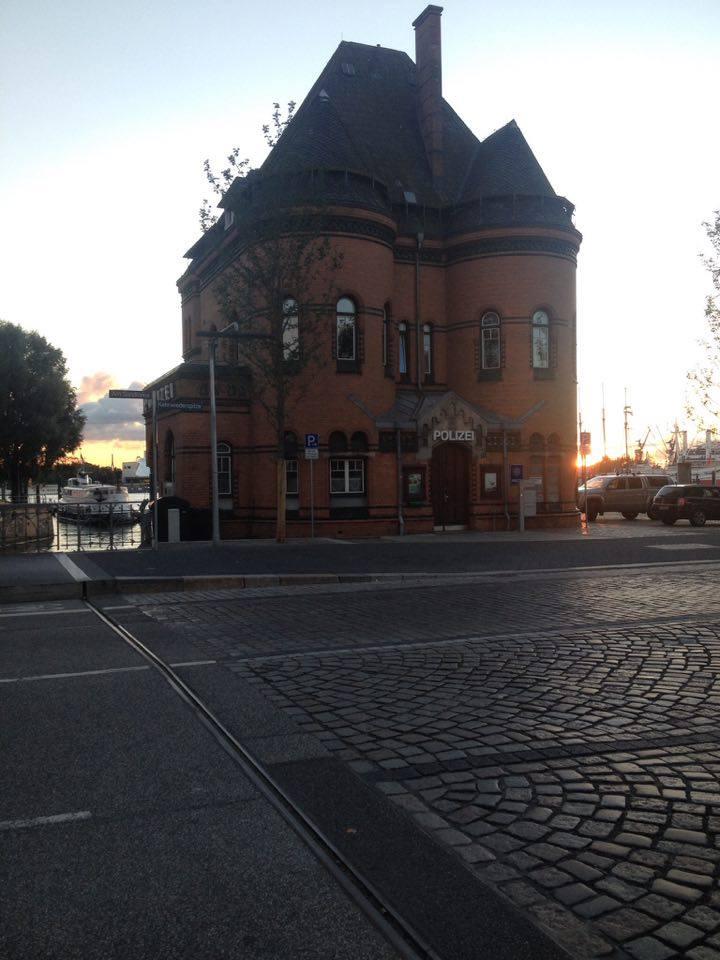 Poste de Police - Hambourg