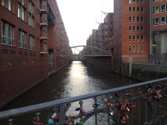 Rue fluviale