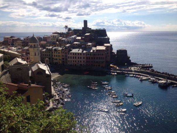 Corniglia - La Spezia - Cinque Terre