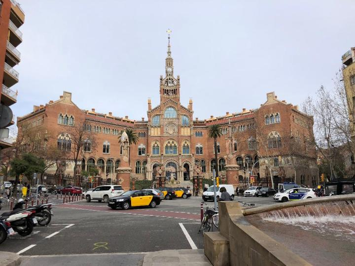 Barcelone en 72 heures : TopChrono