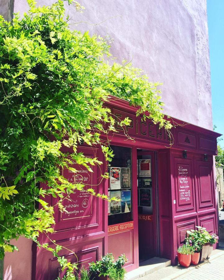 Le village Castigno, ou le village pour voir la vie en rose!