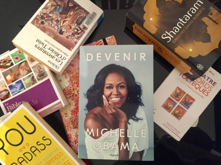 Devenir, les mémoires de Michelle Obama