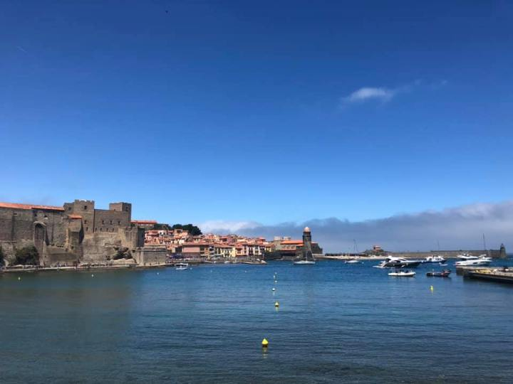 Le temps d'un week-end, un arrêt à Collioure