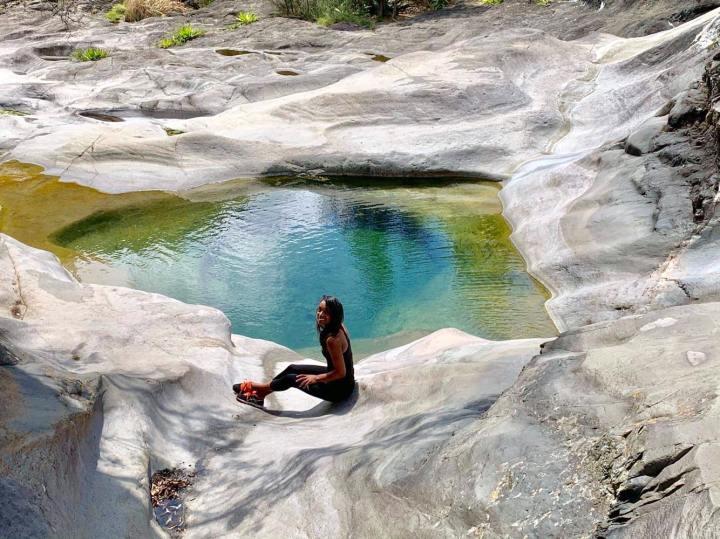 Randonnée à l'île de La Réunion : Itinéraire du Bassin La Roche àCilaos