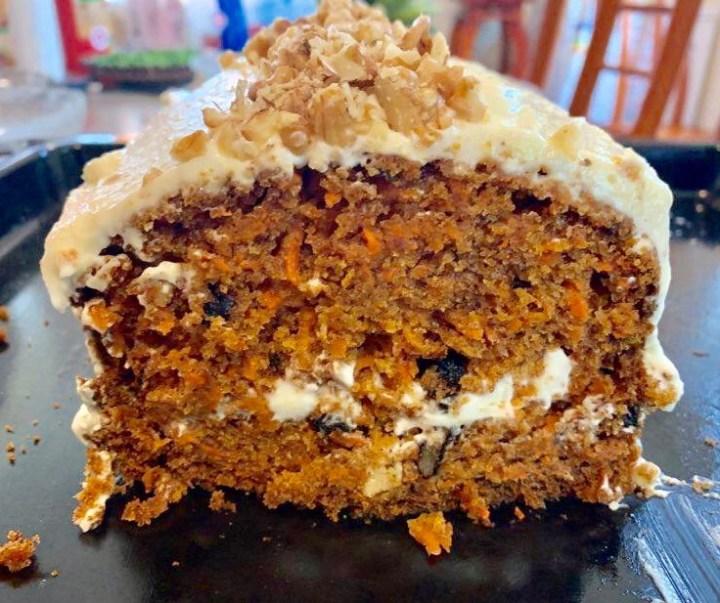 Recette : La «Carrot Cake» à l'américaine