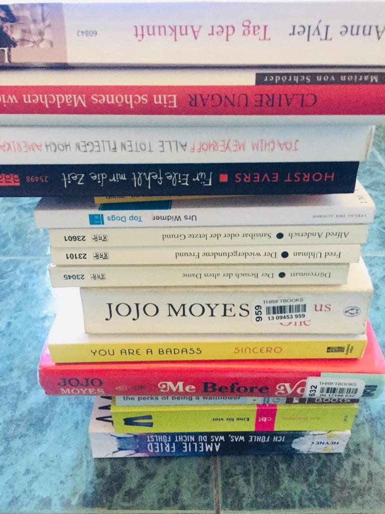 Conseils pour lire des livres en langue étrangère