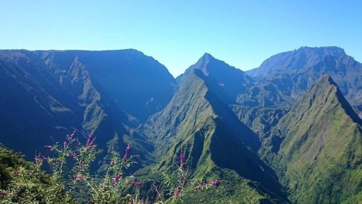 Itinéraire : randonnée de la Roche Verre Bouteille à LaPossession