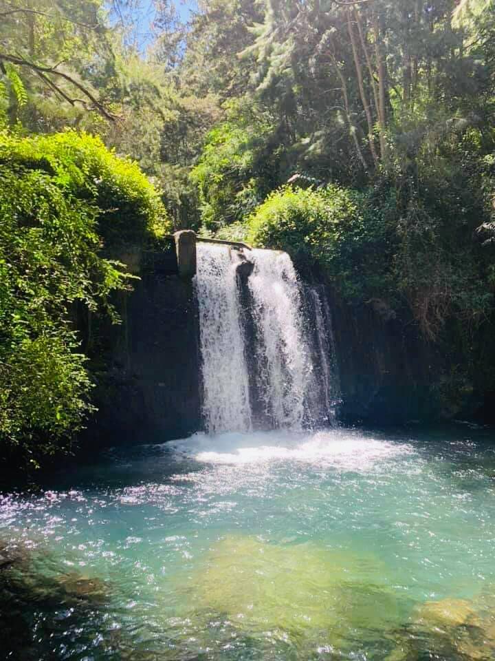 Cascade des Anciens Thermes - Cilaos - 10 bonnes raisons d'aller à La Réunion